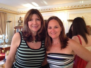 With Beth Feldman (@rolemommy)