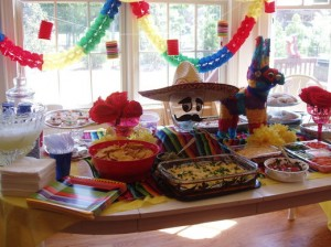 Fiesta time for Cinco de Mayo