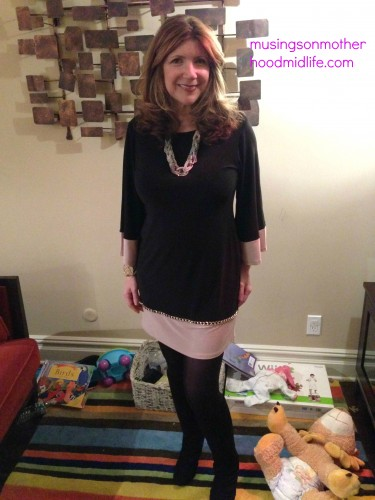 60s dress from Dress Barn