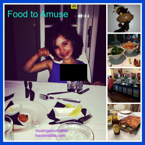 Foods to Amuse