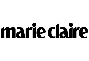 New logo Marie Claire