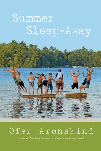 Summer Sleep Away book