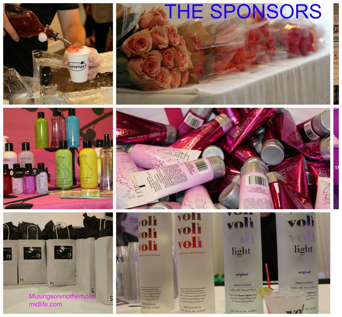 Getting Gorgeous sponsors