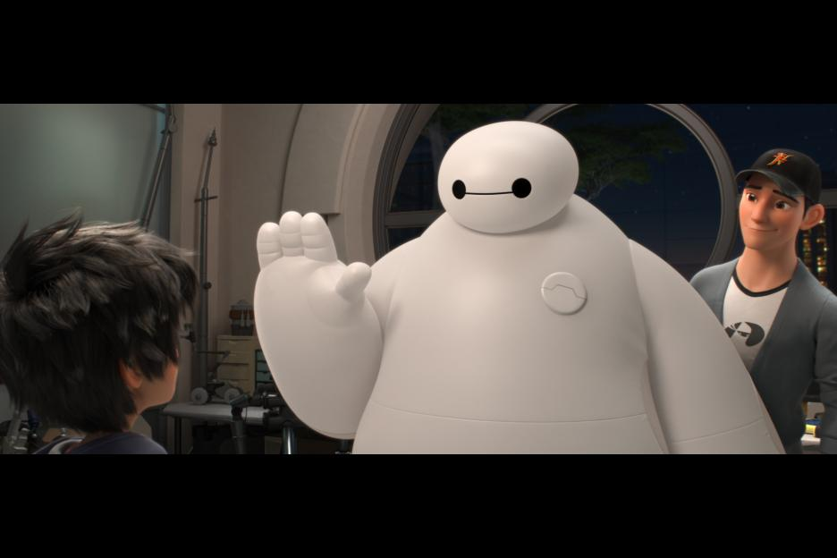 Baymax in Disney's Big Hero 6
