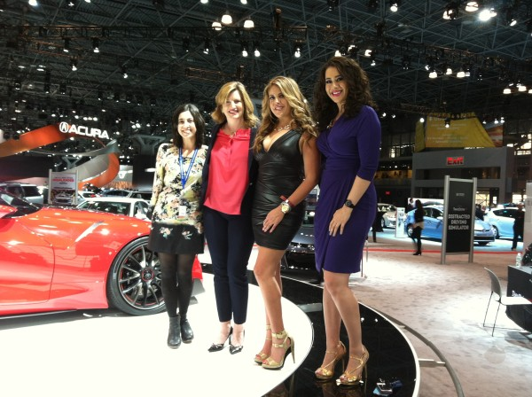 The New York International Auto Show For Car Shopping Giveaway - New car show