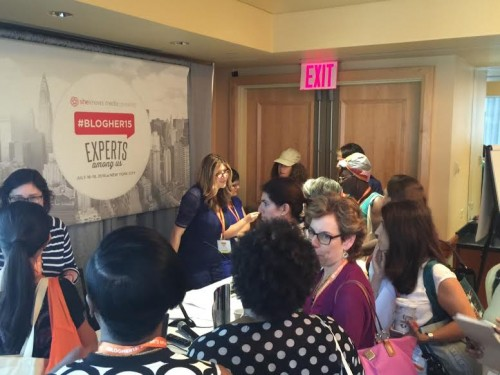 At BlogHer15