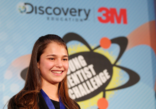 Discovery 3M STEM Challenge Winner for 2015