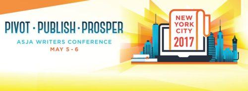ASJA Conference Logo