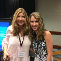 With Jessica at WDC17 writersdigest conference