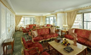 The New York Palace's Royal Suites