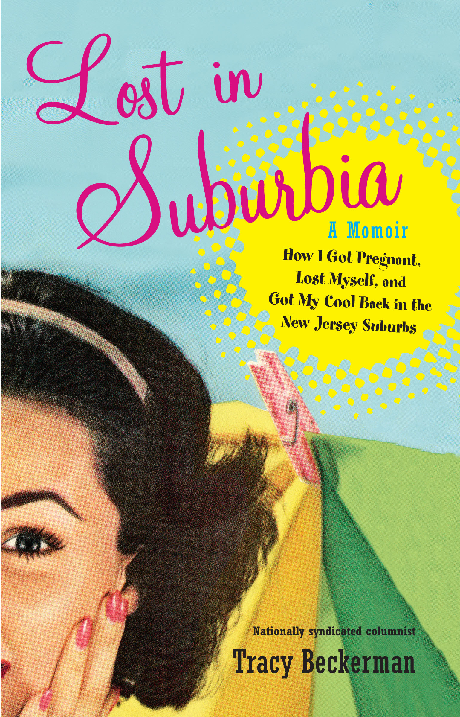 Lost in Suburbia book
